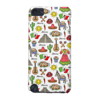 Mexico | Symbols Pattern iPod Touch 5G Cover