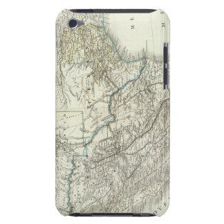 Mexico, Texas, Californien, C America iPod Touch Case