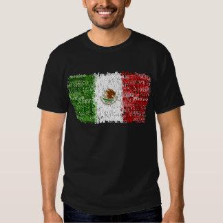 Mexico Textual Tshirts