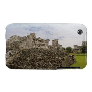 Mexico, Tulum, ancient ruins 2 iPhone 3 Case-Mate Cases