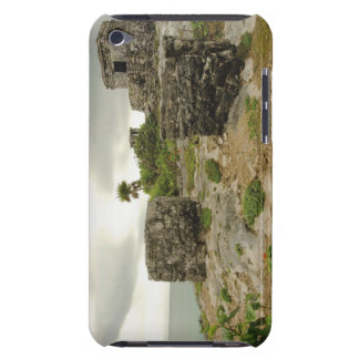 Mexico, Tulum, ancient ruins iPod Case-Mate Case