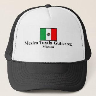 Mexico Tuxtla Gutierrez Mission Hat