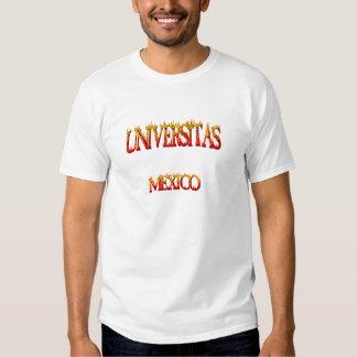 Mexico Univ T Shirt