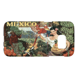 Mexico vintage travel cases