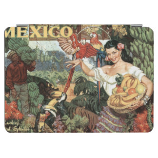 Mexico vintage travel device covers iPad air cover