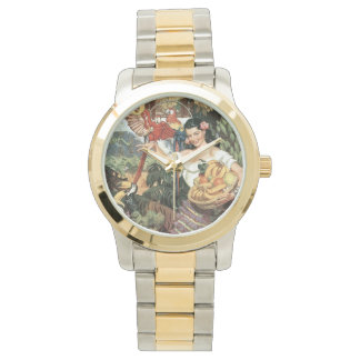Mexico vintage travel watches