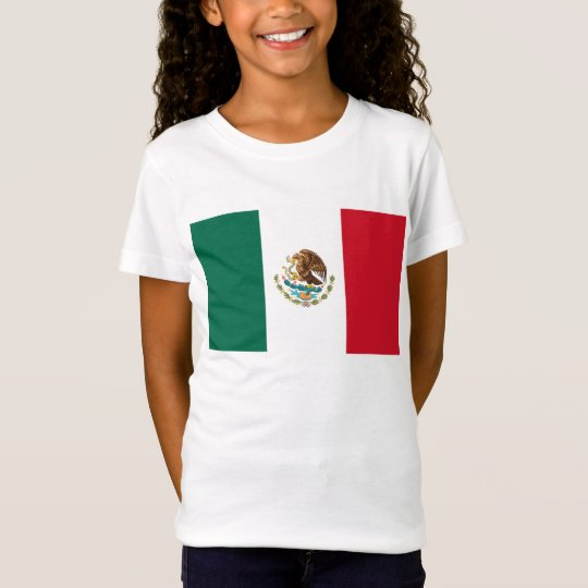 Mexico World Flag T-Shirt