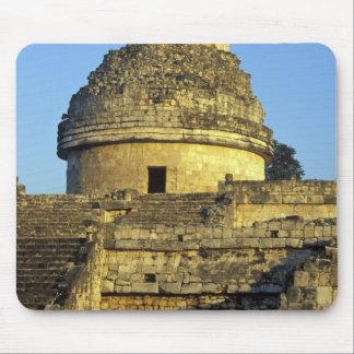 Mexico, Yucatan. Caracol: astronomical Mouse Mat