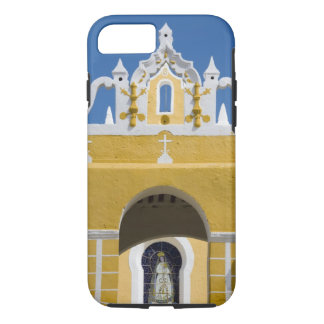 Mexico, Yucatan, Izamal. The Franciscan Convent iPhone 8/7 Case