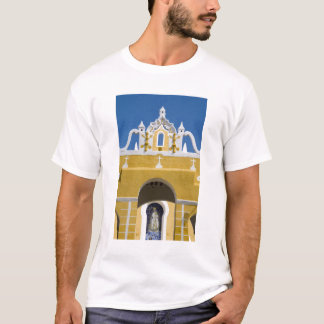 Mexico, Yucatan, Izamal. The Franciscan Convent T-Shirt