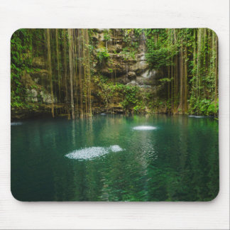 Mexico, Yucatan, Scenic Lake Mouse Mat