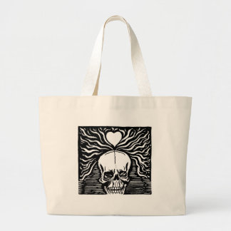 "Mexico's ""Day of the Dead"" circa 1924 Large Tote Bag"