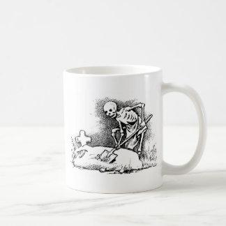 "Mexico's ""Day of the Dead"" circa 1949 Coffee Mug"