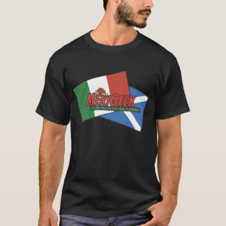 MexiGeek Edinburgh Basic Dark T-Shirt