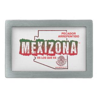 MEXIZONA BELT BUCKLES