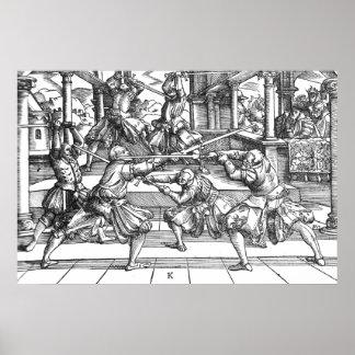 Meyer 1570 Longsword poster