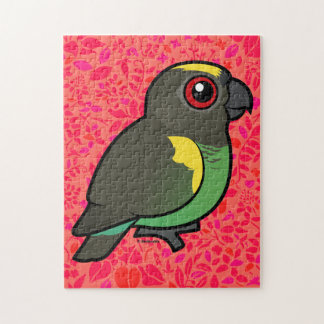 Meyer's Parrot Jigsaw Puzzle