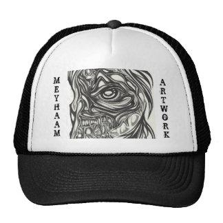 MEYHAAM ARTWORK TRUCKER HAT