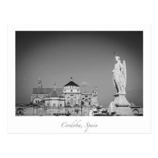 Mezquita Cordoba Spain Postcard
