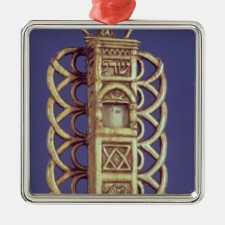Mezuzah  Case Christmas Ornament