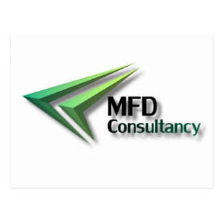 MFD Consultancy Merchandise Post Card