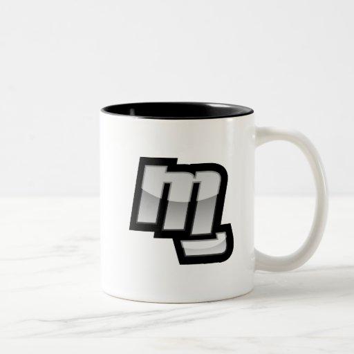 MG Fist Symbol Mugs