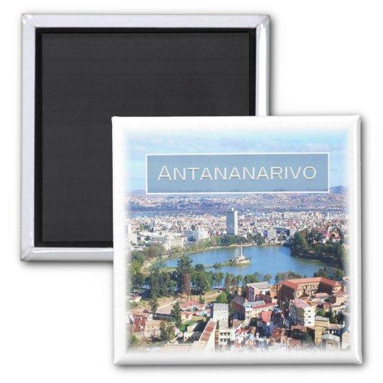 MG * Madagascar - Antananarivo Magnet