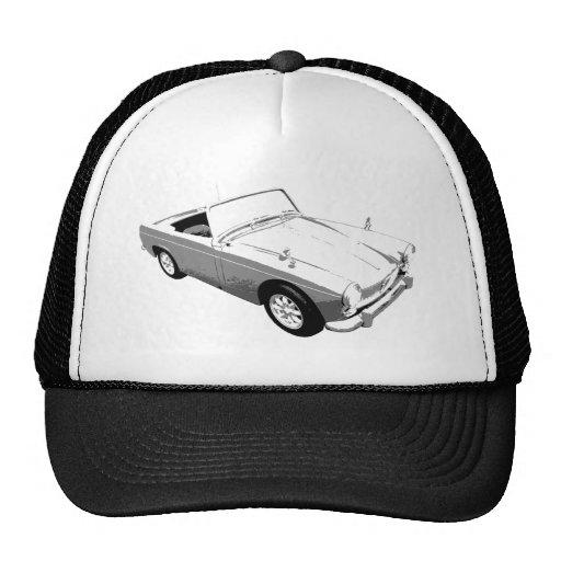 MG Midget Trucker Hats