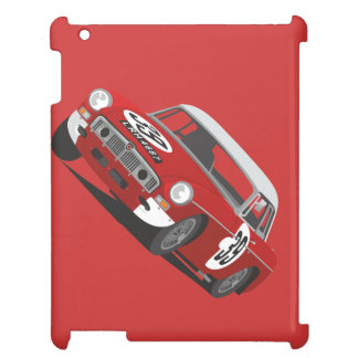 MGB Le Mans Car Classic Hiking Duck Case For The iPad 2 3 4