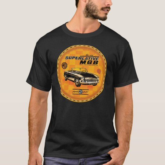 Mgb the superlative roadster T-Shirt