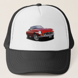 MGB TRUCKER HAT