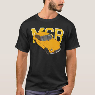 MGB Yellow T-Shirt