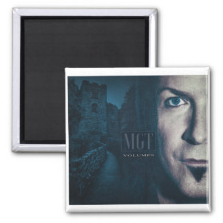 MGT Volumes Fridge Magnet