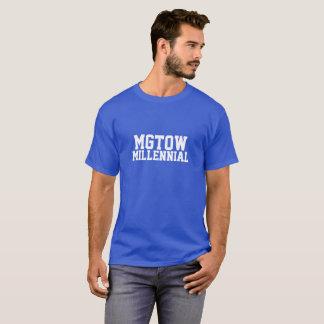 MGTOW Millennial T-Shirt