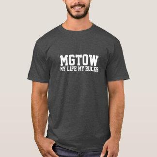 MGTOW - My Life My Rules T-Shirt