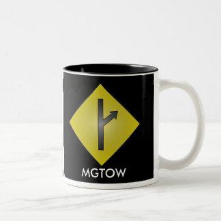 MGTOW Two-Tone MUG
