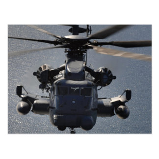 MH-53 Pave Low Helicopter Postcard