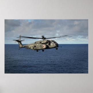 MH-53E Sea Dragon Poster
