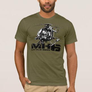 MH-6 Little Bird Men's Basic American Apparel T-S T-Shirt
