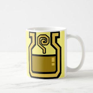 MH Items - Energy Drink Basic White Mug