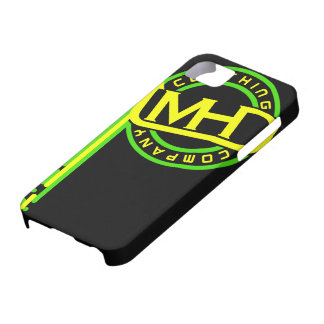 MHD Clothing Company iPhone Case (Drips) BGY iPhone 5 Covers