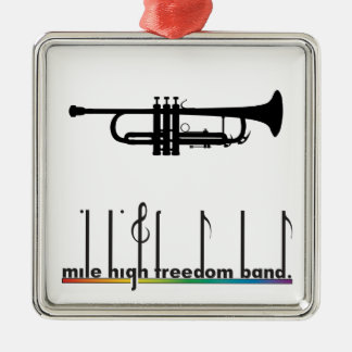 MHFB Trumpet Ornament