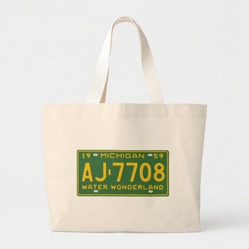 MI59 JUMBO TOTE BAG