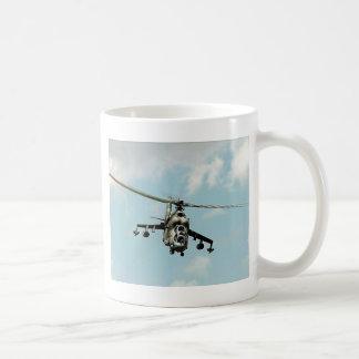 Mi-24 Hind Basic White Mug