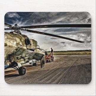 Mi-24 Hind Mouse Pad