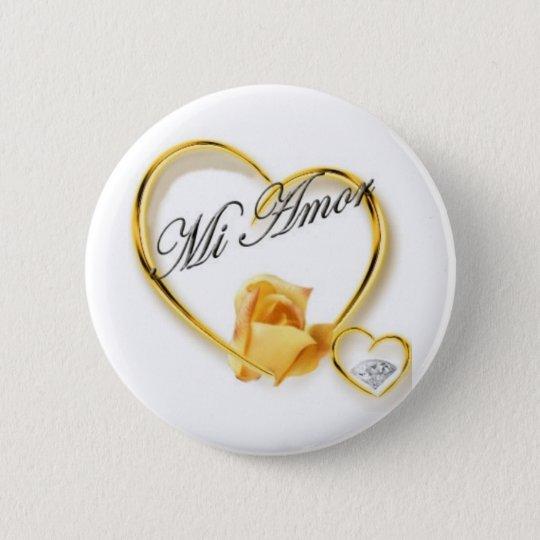 Mi Amor Pin