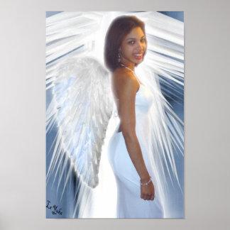 Mi Angel Poster