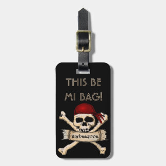 Mi Bag Travel Bag Tag