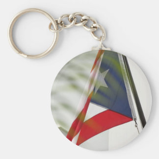 Mi Bandera Key Ring