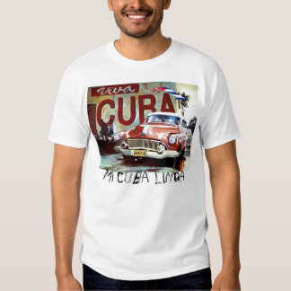 Mi Cuba Linda Shirt